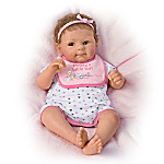 Daddy's Little Girl So Truly Real Lifelike Baby Doll By Sherry Rawn