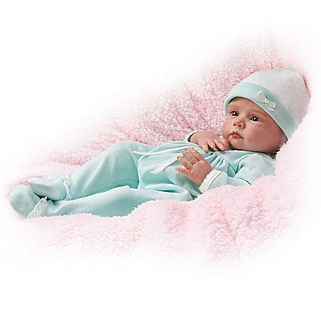 Mayra Garza Peyton So Truly Real Baby Doll