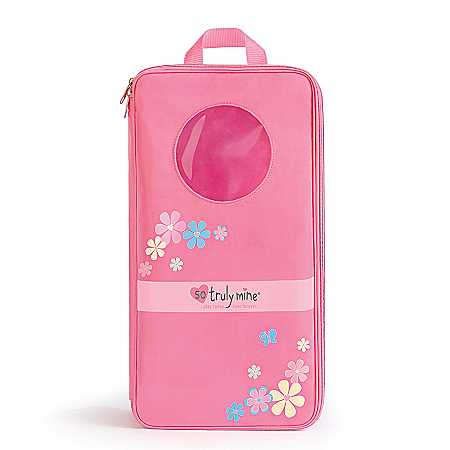 So Truly Mine Travel Case Baby Doll Accessory