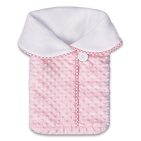 So Truly Mine Reversible Bunting Baby Doll Accessory
