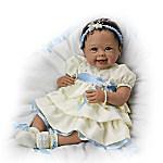 Linda Murray Pretty In Pearls Baby Doll