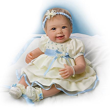 Linda Murray Precious In Pearls Baby Doll
