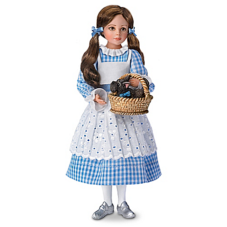 The Wizard Of Oz Dorothy Portrait Doll