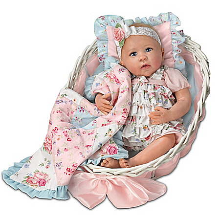 Linda Murray Gabby Rose Lifelike Baby Doll