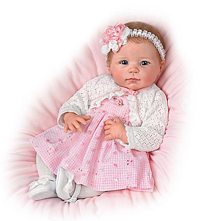 Linda Murray Adorable Amy Baby Doll