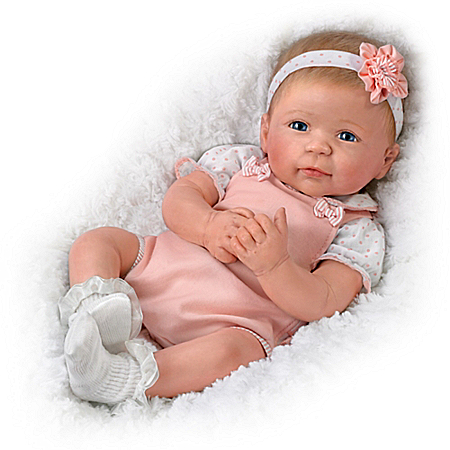 Linda Murray Ava Lifelike Baby Doll