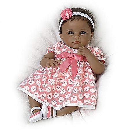 Linda Murray Serena's Sunday Best Baby Doll