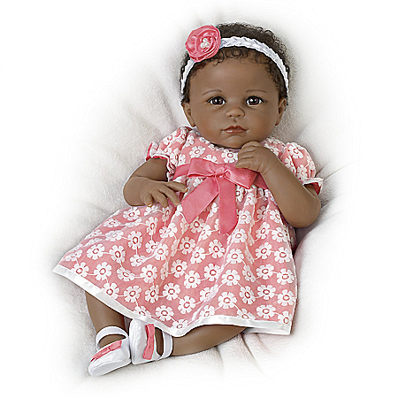 Linda Murray Serena's Sunday Best Baby Doll