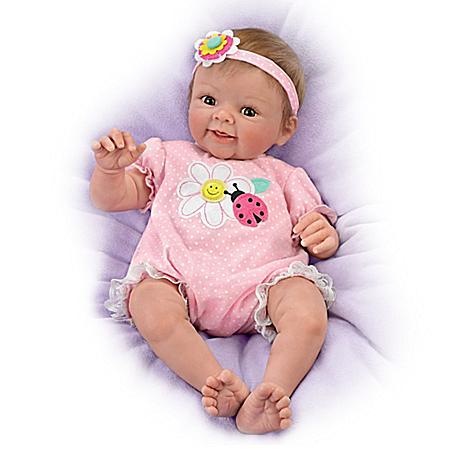 Smile Awhile, Skyler Poseable Baby Doll