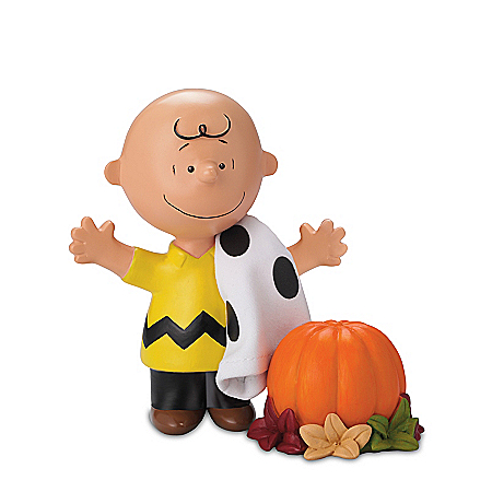 Charlie Brown Halloween Doll