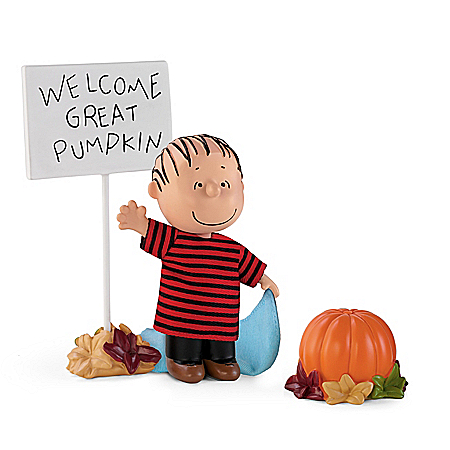Linus Halloween Doll