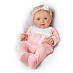 Sherry Rawn Adorable Addison Lifelike Baby Doll
