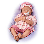 Pleasant Dreams, Penelope Soft Silicone Baby Doll