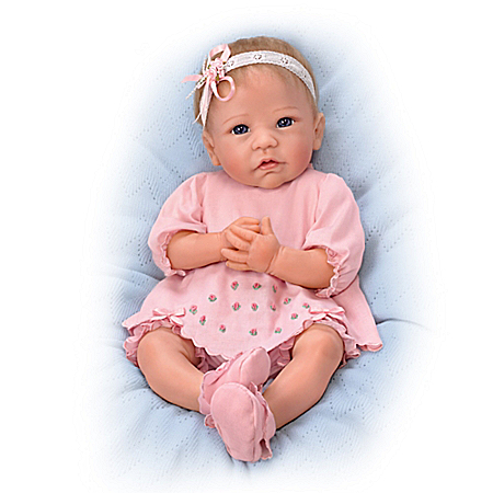 Linda Murray Claire Lifelike Baby Doll
