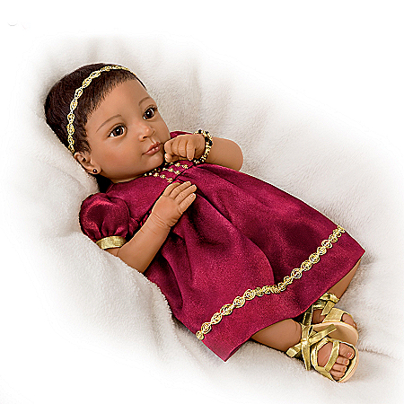 So Truly Real Indira's Family Celebration Baby Doll
