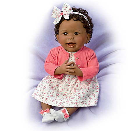 Always Smiling, Aisha So Truly Real Baby Doll