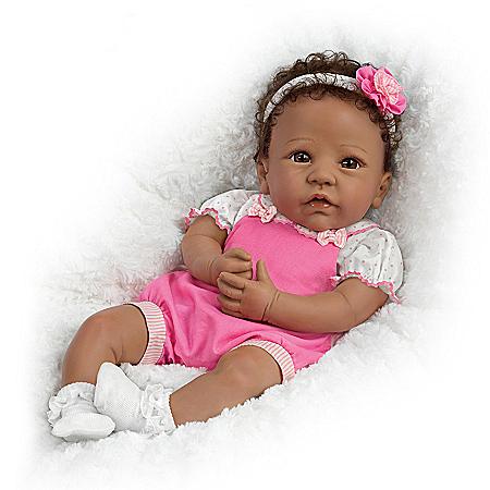 Linda Murray: Tasha Baby Doll