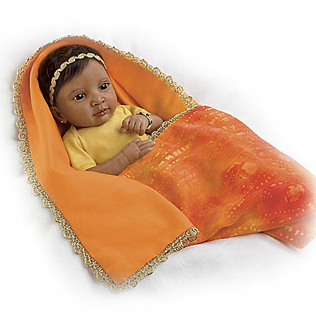 So Truly Real Indira's Homecoming Baby Doll