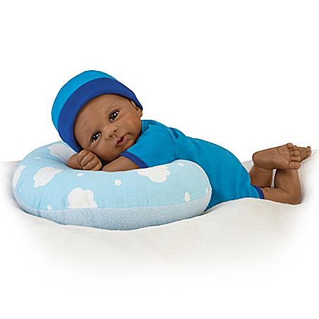 So Truly Real Cuddle Buddy Baby Boy Doll