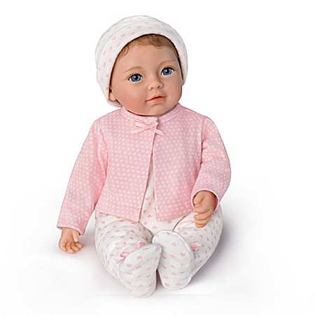 Tiny Miracles Little Ellie Baby Doll