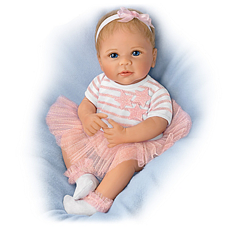 Linda Murray So Truly Real A Star Is Born Vinyl Baby Doll