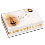 Dear Son Gift Porcelain Music Box
