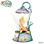 Disney Tinker Bell's Magic Musical Table Lamp