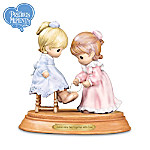 Precious Moments Sisters Are Tied Together With Love Music Box: Keepsake Gift