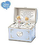 Precious Moments Blessings Of Hope Musical Prayer Box