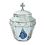 Mary, Mother Of Divine Peace Musical Prayer Box: Christian Religious Gift