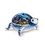 Ocean Baby Collectible Turtle Music Box With Sea Life Art: Perfect Turtle Lover Gift