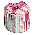 Always My Daughter Hatbox Music Box