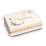 Dear Mother Collectible Porcelain Music Box