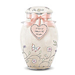A Year Of Wishes Ginger Jar Music Box - Daughter Gift