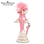 Thomas Kinkade Breast Cancer Support Figurine
