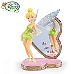 Disney Am I Cute Or What Tinker Bell Fairy Figurine