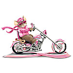 Charming Tails Driven By Hope Collectible Maxine Mouse Figurine
