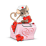 Charming Tails Nurses Are The Heart Of Caring Figurine: Gift For Nurses