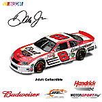 Dale Earnhardt Collectibles 1:24 Dale Earnhardt Jr. Budweiser/Born On Date 15 Feb 2004 Chevrolet Monte Carlo Diecast