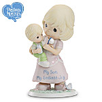 """Precious Moments """"My Son, My Endless Joy"""" Figurine"""