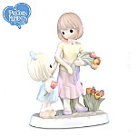 Precious Moments Gentle Is A Mother's Love Figurine