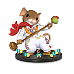 Charming Tails Aloha From Squashville! Elvis Figurine: Collectible Elvis Memorabilia