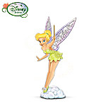 Disney Tinker Bell Believe Figurine: Collectible Tinker Bell Memorabilia