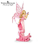 Hope Angel Figurine: Breast Cancer Hope Gift