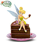 Never Met A Chocolate I Didn't Like Disney Tinker Bell Figurine
