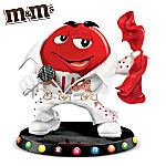 Elvis Presley Tribute M&M'S Characters Figurine: A Little M Conversation