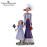Thomas Kinkade Granddaughter Figurine