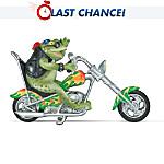 Frog Wild Chopper Figurine