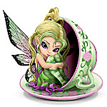 Tiny Cu-tea Fantasy Art Fairy Figurine