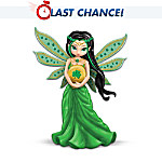 Lucky Irish Charm Fairy Figurine: Prosperity